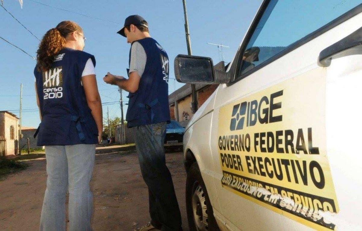 IBGE vai pagar R$ 2,1 mil de salário para recenseador; inscrições aberta para o PSS