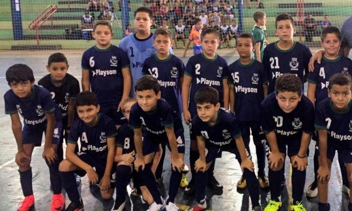 Futsal da SEME é finalista de torneio regional