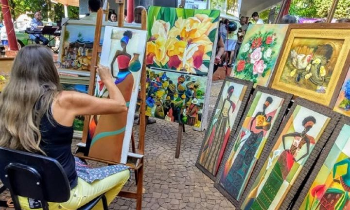 Largo São João será palco do 1º de Maio com Arte