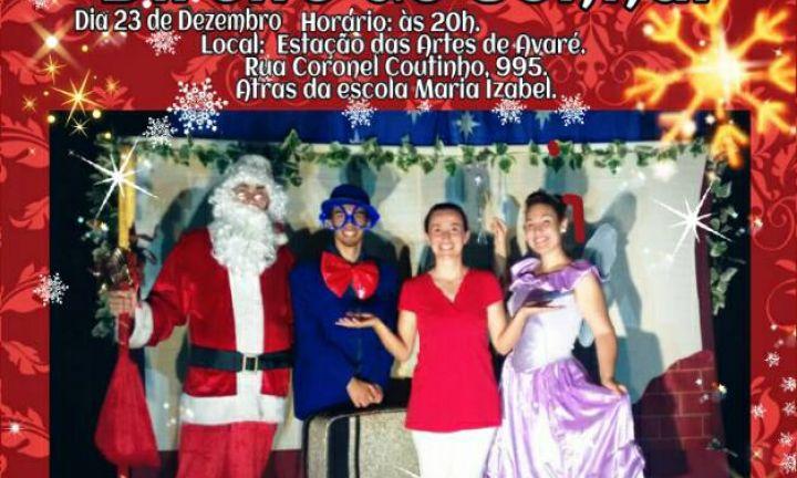 Espetáculo de Natal será apresentado na noite de hoje