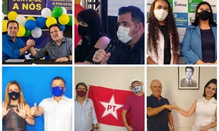 Candidatos a prefeito de Avaré nas eleições 2020: veja quem são