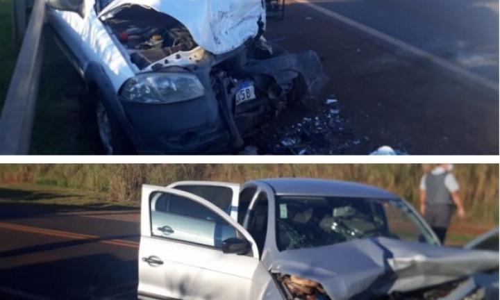 Homem morre em grave acidente em rodovia da região