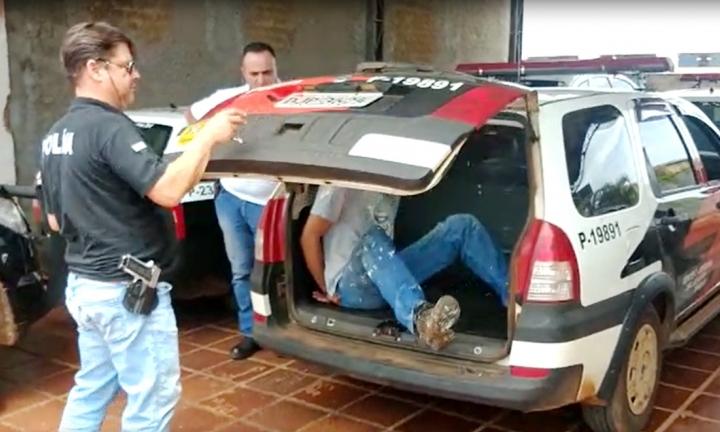 Operação prende 10 suspeitos por tráfico de drogas na região