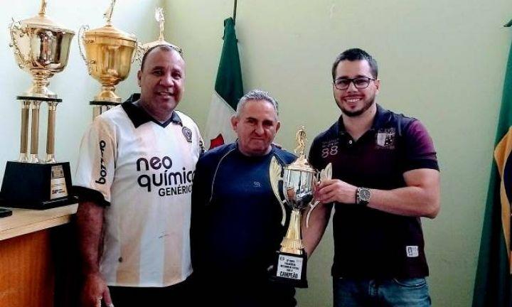 Futsal de Avaré é campeão da Copa Palmeiras Interior