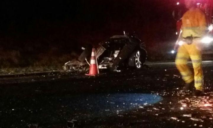 Ex-prefeito de Itaí morre em grave acidente na SP-255