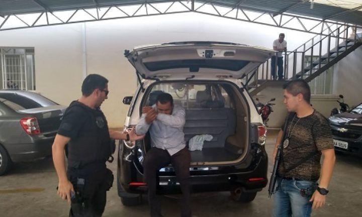 Sexto membro de bando que assaltou Grupo Freitas é preso pela Polícia Civil