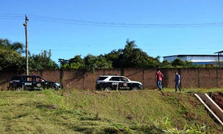 Homem é preso após trocar tiros com a Polícia Civil