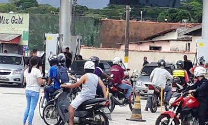 Internautas confundem contexto de matéria sobre queda no preço da gasolina