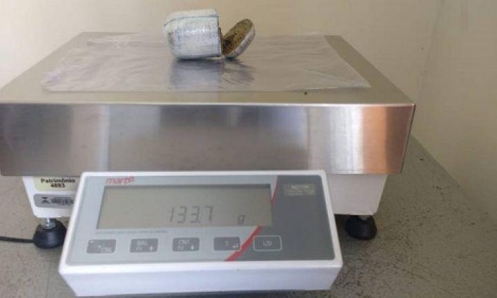 Três ocorrências de visitas tentando entrar com droga na P1 de Avaré são registradas