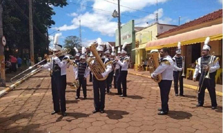 Banda Marcial Municipal abre vagas para trombonista e trompetista
