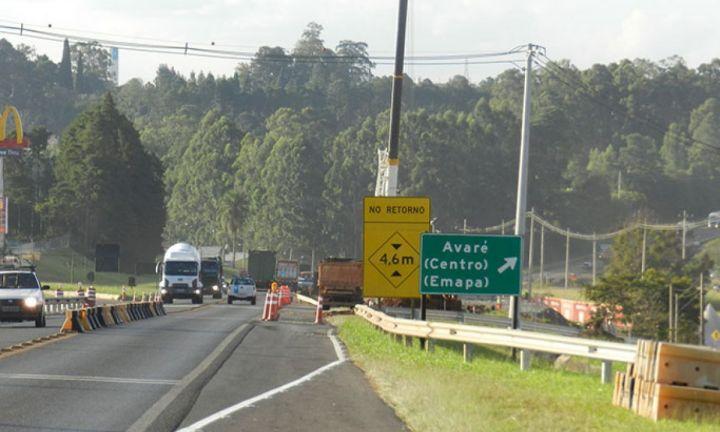 Mais de 36 mil veículos passaram pela Rodovia João Mellão no feriado