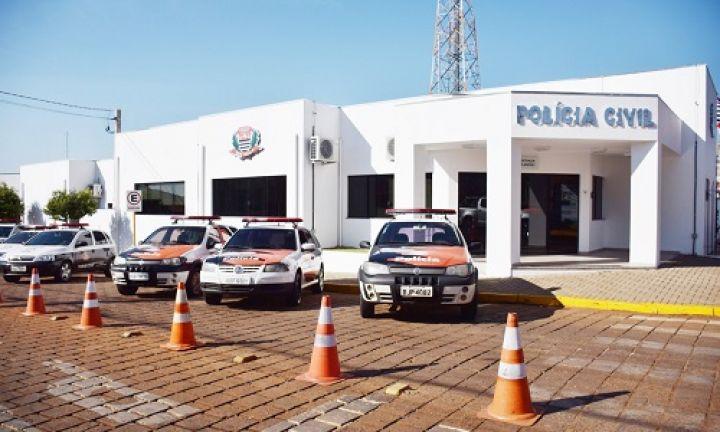 Cúpula da Polícia Civil prestigia inauguração da nova Delegacia de Taquarituba