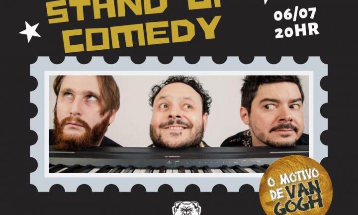 Comédia musical vai animar o The Bulldog Pub no próximo dia 6