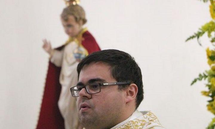 Padre Bruno Oliveira se despede de Avaré
