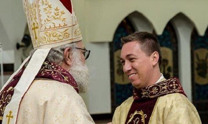 Padre Edenilson vai administrar a paróquia de Arandu