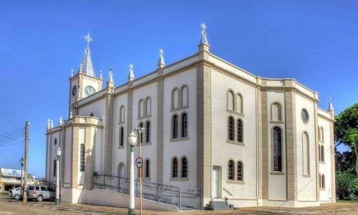 Paróquia de São Benedito informa horário das missas aos finais de semana
