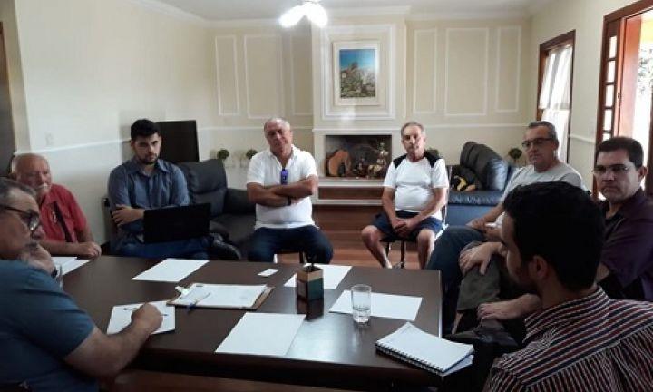 Nova reunião para implantação do trem turístico foi realizada