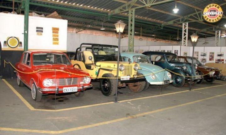 Museu do Automóvel vai celebrar 10 anos de atividades