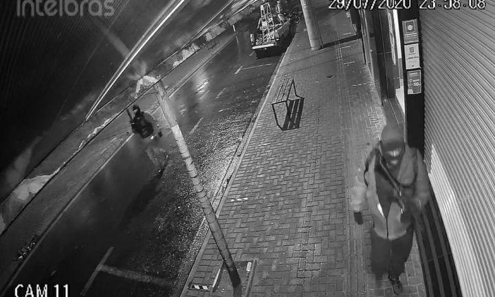 Bandidos novamente aterrorizam Botucatu com assaltos a agências bancárias