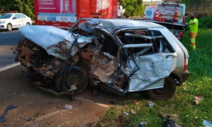 Homem que morreu em acidente tinha confessado abuso da enteada dias antes