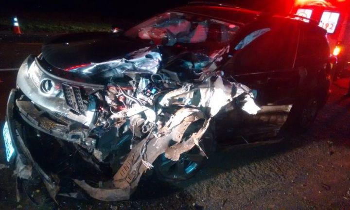 Mais um acidente com vítima fatal na SP-255 em Avaré
