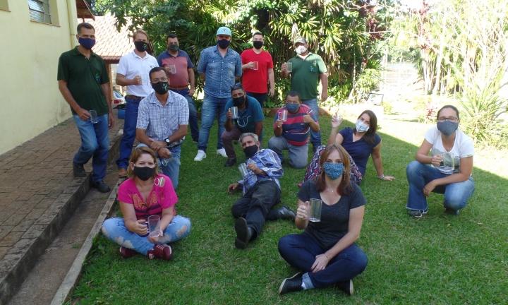 Projeto Adote uma Caneca busca diminuir consumo de copos descartáveis em Avaré