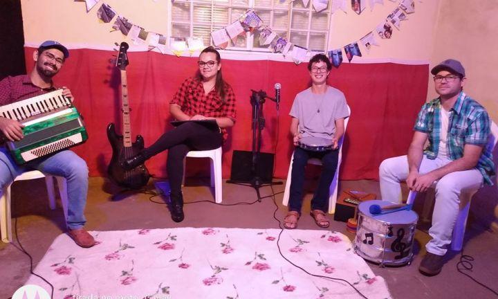 Grupo Amigos da Música comemora resultado da segunda live