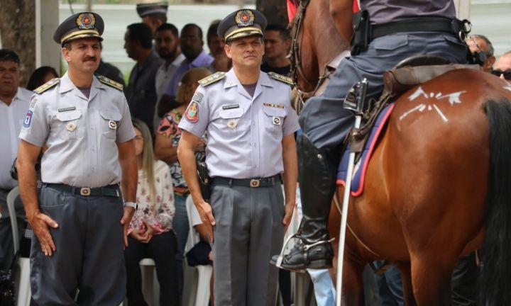 Polícia Montada de Avaré comemora 32 anos de atividades