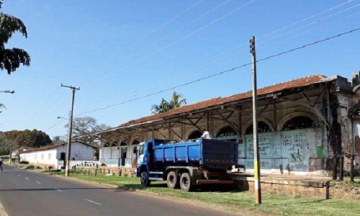 Antiga estação ferroviária de Avaré será restaurada