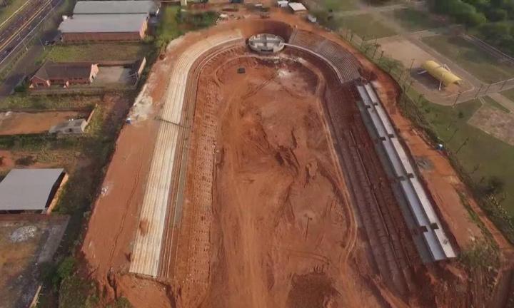 Em nova etapa, Arenão deve ser inaugurado em 2021