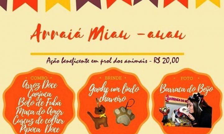 Grupo de Proteção Animal promove Arraiá Miau AuAu em Avaré