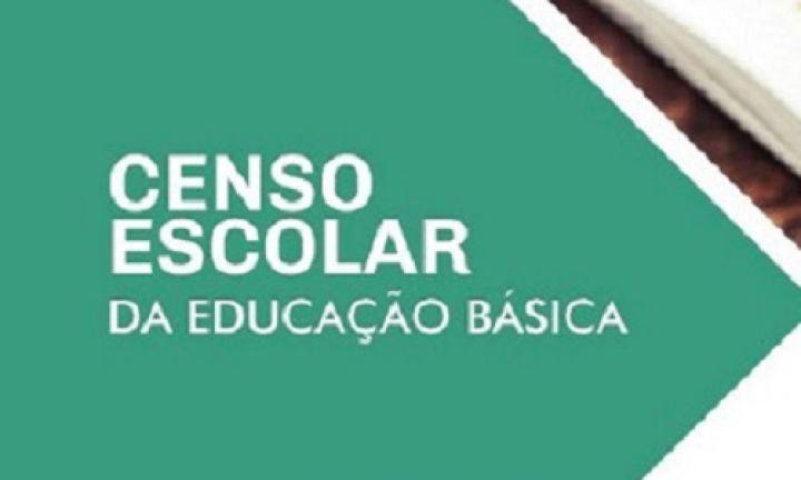 Escolas devem conferir dados do Censo Escolar 2019 até 31 de outubro