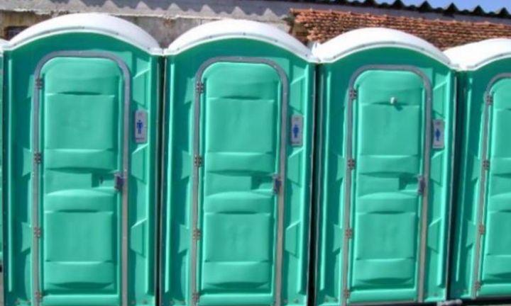 Contratação de banheiros químicos pela Prefeitura será analisada pelo MP-SP