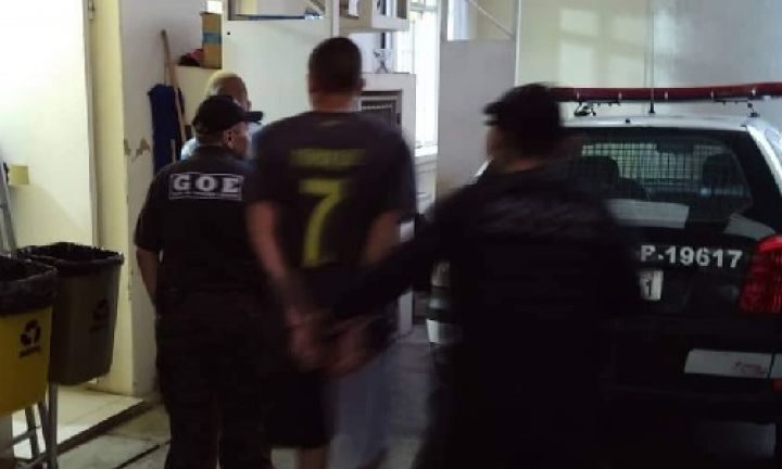 Quinto elemento é preso em Operação da Polícia Civil em diversos bairros