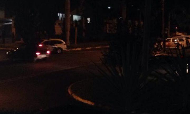 Domingo registra noite de pânico e morte em Itaí