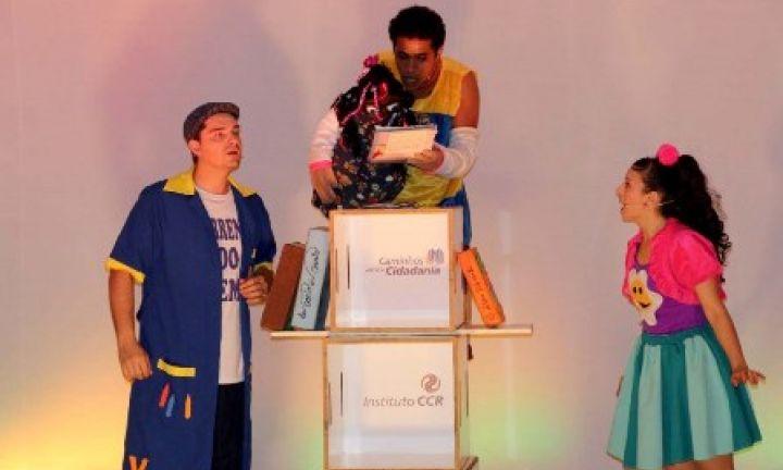 Itaí, Cerqueira César e Avaré recebem espetáculo teatral