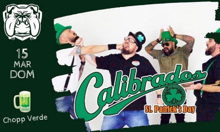 Calibrados festejam o Dia de São Patrício no Bulldog Pub