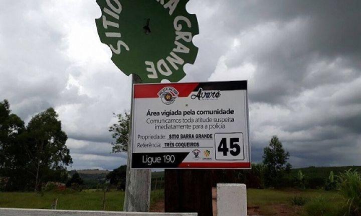 Programa Campo Seguro envolve mais de 80% das propriedades rurais