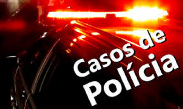 Homem é preso após furtar carro, dirigir embriagado e provocar acidente