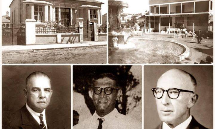 O Centro Avareense e seus fundadores