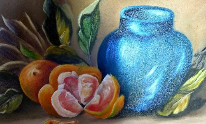 Chá dos Artistas homenageia artista plástica Therezinha Rodrigues