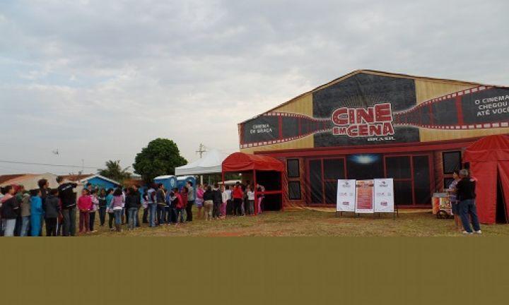 Avaré recebe cinema itinerante gratuito a partir da próxima terça-feira