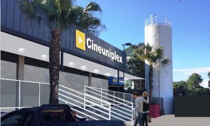 Novo Cine Uniplex inaugura na quinta-feira, 19