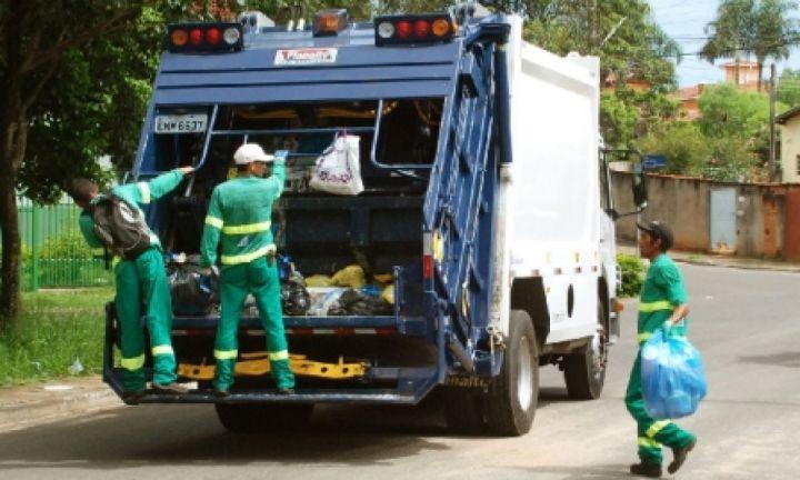 Servidores não fizeram coleta de lixo no feriado por falta de EPI