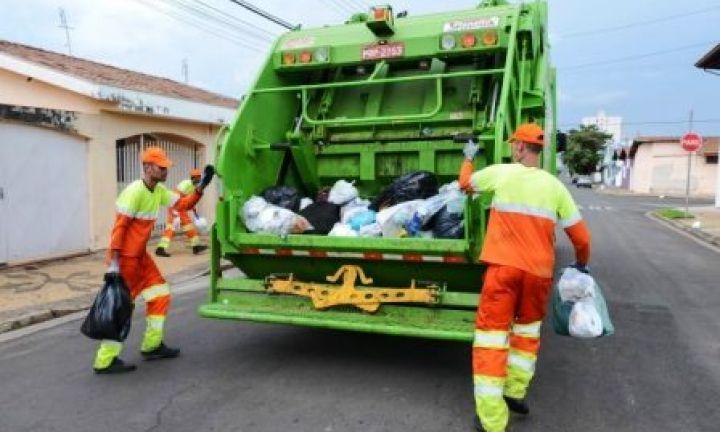 Terceirizada, nova coleta de lixo começa no dia 18