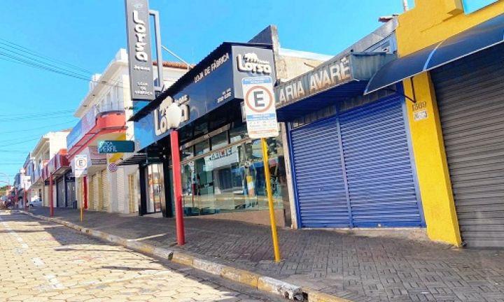 Prefeitura prorroga prazo de fechamento de estabelecimentos comerciais