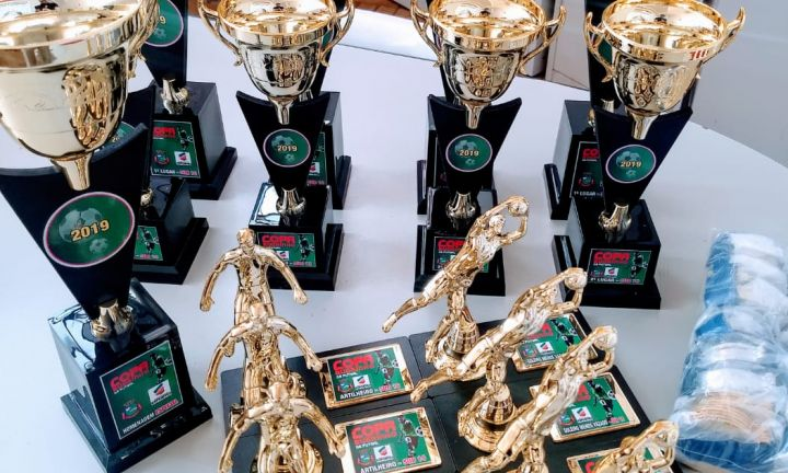 Final da Copa Bugrinho acontece neste sábado no Ginásio Kim Negrão