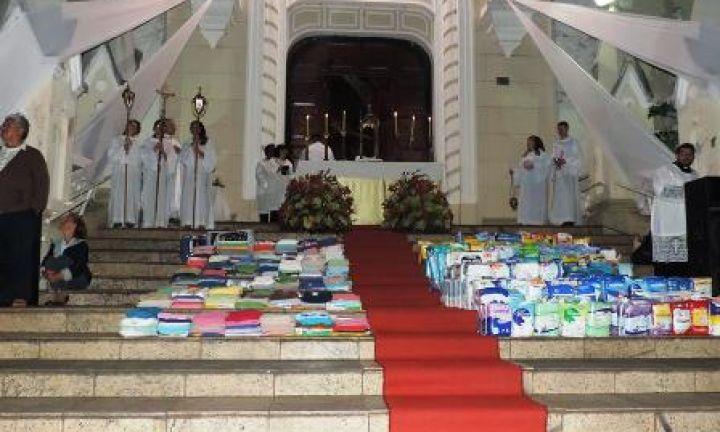 Católicos se preparam para o 6º Corpus Christi Solidário