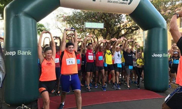 Mais de 350 atletas participaram da 74ª Corrida Elias Ward