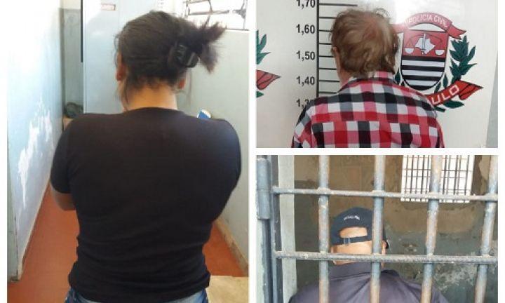 Polícia Civil prende três suspeitos da morte de comerciante